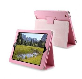 Mappe Etui Premium for iPad 2/iPad 3/iPad 4 Rosa