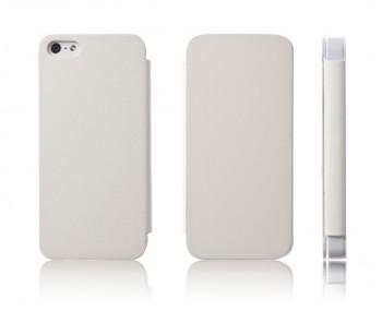 Slimbok iPhone 5 Hvit