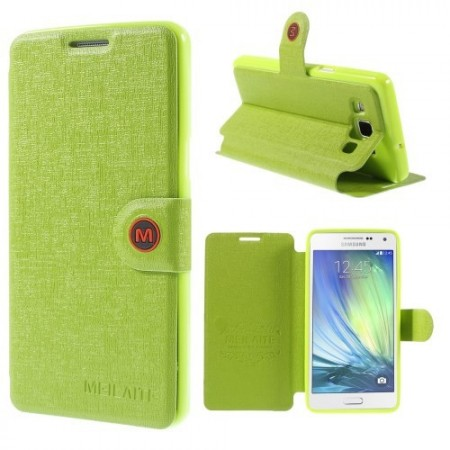 Slimbook Etui for Galaxy A5 Oracel Lime