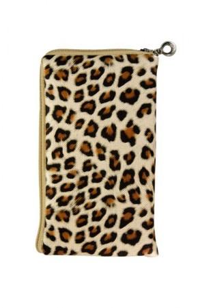 Universal Mobilveske Leopard
