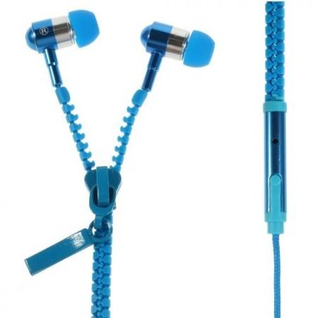 Zipper �replugger m/Mikrofon Bl�