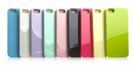 Deksel for iPhone 5 Jelly