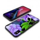 iPhone Xs/X 5,8 Deksel Flower Purple thumbnail
