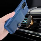 "iPhone 11 Pro 5,8"" Deksel Armor Wallet Midnattsblå thumbnail"