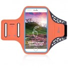 Universal Sports Armbånd Nylon Pro Orange thumbnail