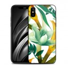 iPhone Xs/X 5,8 Deksel Flower Green thumbnail