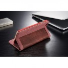 Lommebok Etui for iPhone 6/6s Canavas Rosa thumbnail