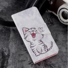 Xiaomi Mi A2 Lommebok Etui Art Cute Cat thumbnail
