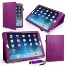 Mappe Etui Premium for iPad Air Lilla thumbnail