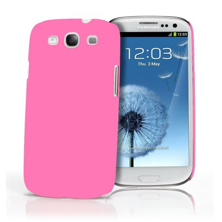 Deksel for Samsung Galaxy S3 Lys Rosa