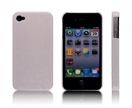 Hardcase for Iphone 4 & 4S Hvit