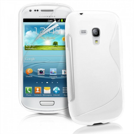 Deksel for Samsung Galaxy Ace Style S-line Blank