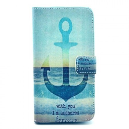 Etui for Samsung Galaxy S5 Lommebok Anker 1