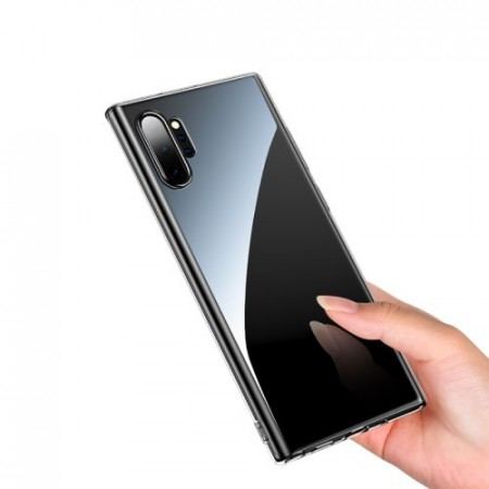 Galaxy Note 10+ (Pluss) Deksel Transparent