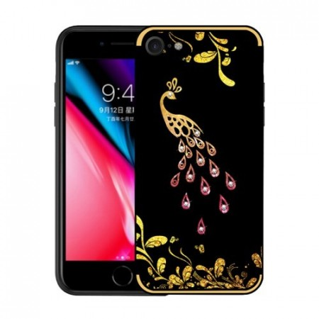 iPhone 8 / iPhone 7 Deksel Dekor Jewels