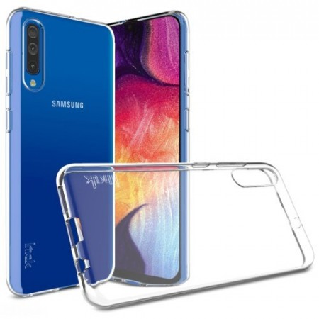 Galaxy A50 (2019) Deksel Transparent
