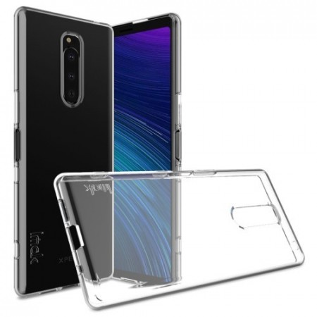 Sony Xperia 1 Deksel Transparent