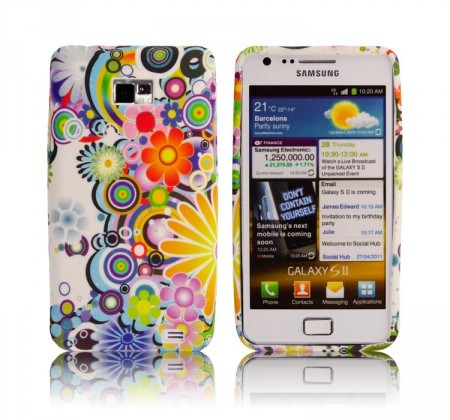 Deksel til Samsung Galaxy S3 Flower Power