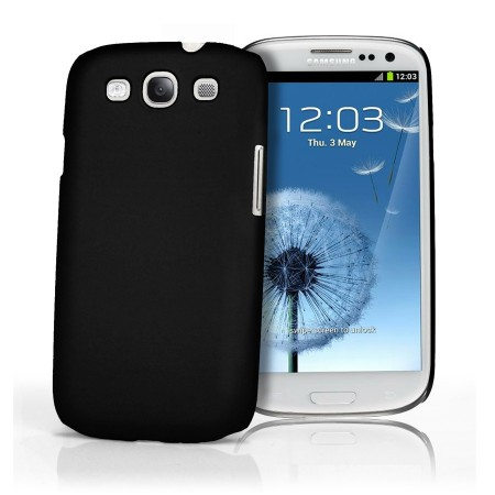 Deksel for Samsung Galaxy S3 Svart