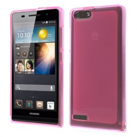 Deksel for Huawei Ascend G6 Rosa
