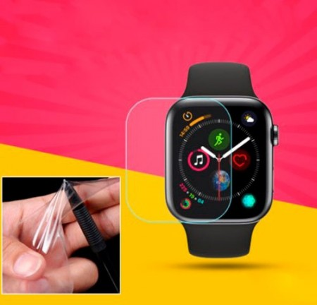 Apple Watch Series 4 Skjermbeskytter Folie 40mm