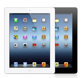 iPad med Retina (ipad 3 og 4)