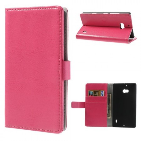 Lommebok Etui for Nokia Lumia 930 Smooth