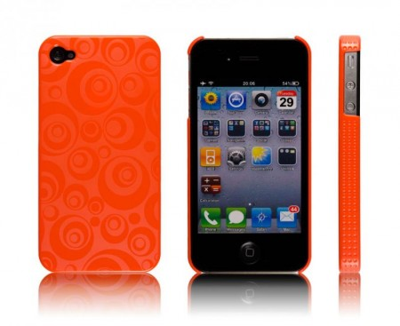 Hardcase for Iphone 4 & 4S Orange