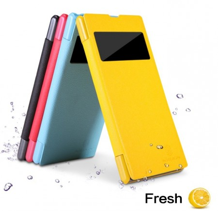 Slimbook Etui for Xperia Z1 Fresh
