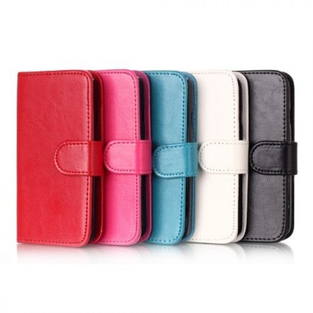 Etui for Huawei Ascend G630 Lommebok Smooth