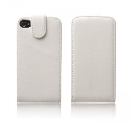 Flipp2 Etui iPhone 4/4S Hvit