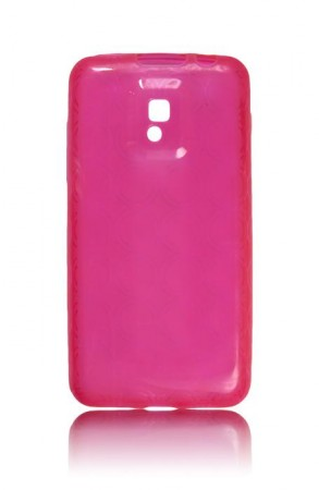 Gelskin Cover for LG Optimus 2x Rosa