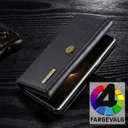 Galaxy Note 8 2i1 Etui m/12 kortlommer Classic
