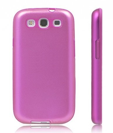 Armadillo Case Deksel for Galaxy S3 Rosa