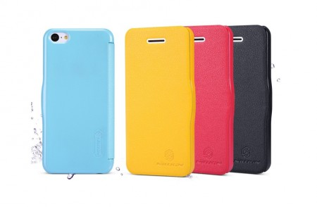 Slimbook Etui for iPhone 5c Fresh