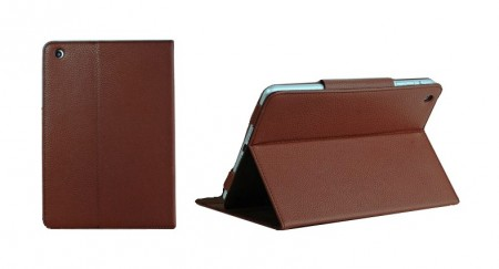 Mappe Etui for iPad Mini Premium Brun