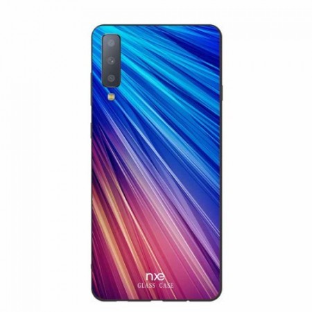 Galaxy A7 (2018) Deksel Glass