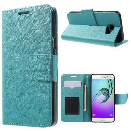 Lommebok Etui for Samsung Galaxy A5 2016 Grain