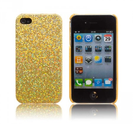 Glittercase for iPhone 4/4S Gull