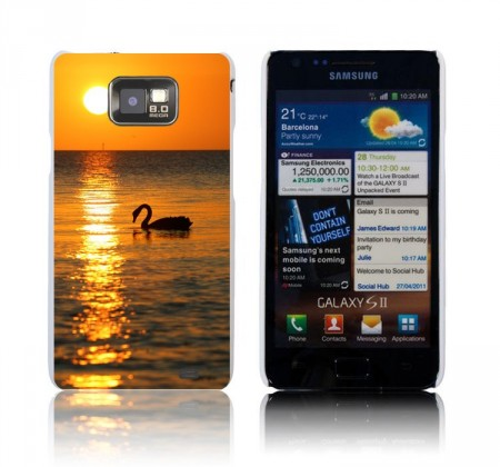 Ditt Deksel for Samsung Galaxy S2