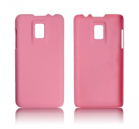 Hardcase for LG Optimus 2X Rosa