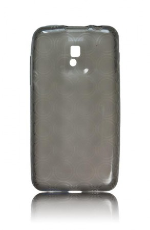 Gelskin Cover for LG Optimus 2x Svart