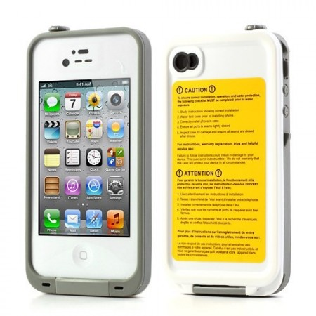 Vanntett Etui for iPhone 4/4s