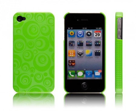Hardcase for Iphone 4 & 4S Lime