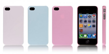 Deksel for iPhone 4 & 4S Glossy