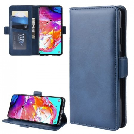 Galaxy A70 (2019) Lommebok Etui Smooth