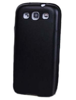 Armadillo Case Deksel for Galaxy S3 Svart