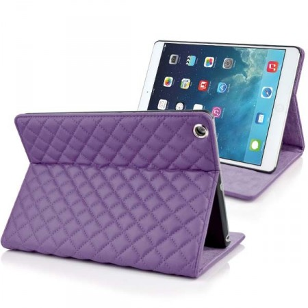 Mappe Etui for iPad Air Pute Lilla