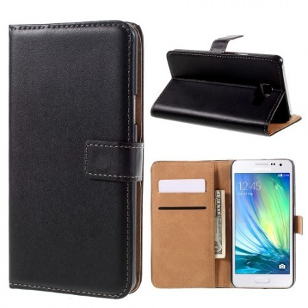 Lommebok Etui for Galaxy A5 2016 Genuine