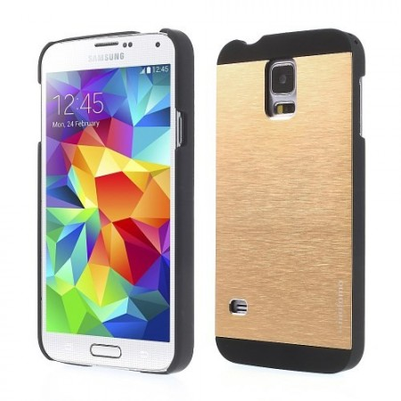 Deksel for Samsung Galaxy S5 Alu